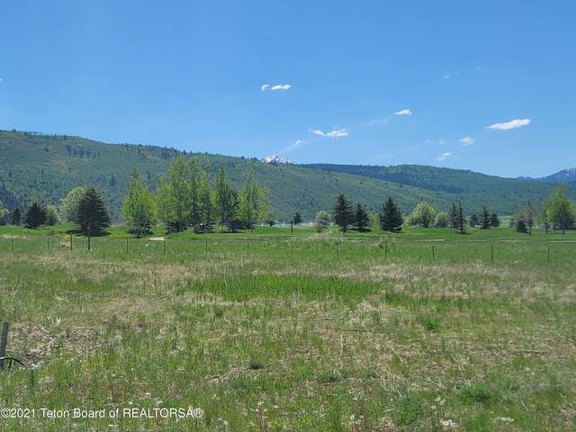 34 & 42 Bison Dr, Victor, ID 83455 (MLS #21-1850) :: Coldwell Banker Mountain Properties