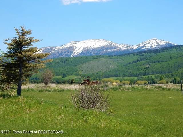 1440 S Sorensen Way, Alta, WY 83414 (MLS #21-1863) :: Coldwell Banker Mountain Properties