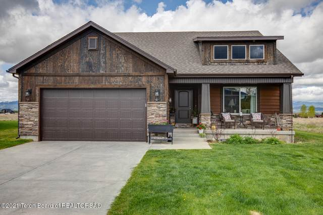 2929 Iron Wood Drive, Driggs, ID 83422 (MLS #21-1864) :: Coldwell Banker Mountain Properties