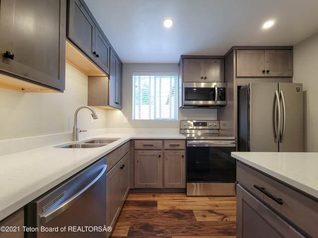 945 Smith Lane C, Jackson, WY 83001 (MLS #21-1869) :: Coldwell Banker Mountain Properties
