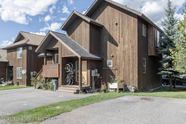 582 E Hall Ave, Jackson, WY 83001 (MLS #21-187) :: Sage Realty Group