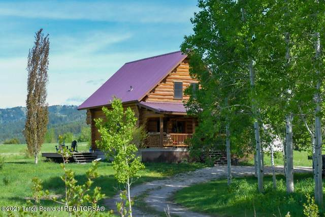 9899 Little Pine Lane, Victor, ID 83455 (MLS #21-1877) :: Coldwell Banker Mountain Properties