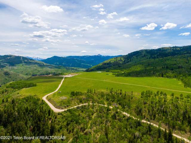 8810 S Ross Plateau Road, Jackson, WY 83001 (MLS #21-1881) :: West Group Real Estate