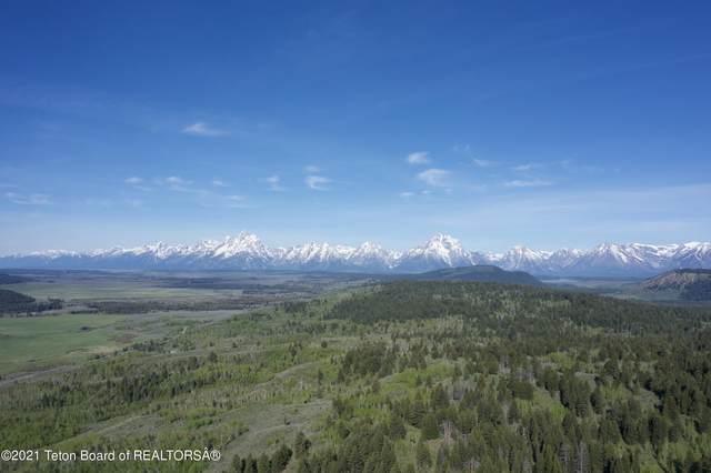 15100 E Teton Wilderness Dr, Moran, WY 83013 (MLS #21-1891) :: West Group Real Estate