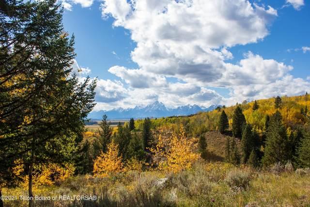 15120 E Teton Wilderness Dr, Moran, WY 83013 (MLS #21-1892) :: West Group Real Estate