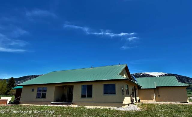 800 Co, Rd. 123, Bedford, WY 83112 (MLS #21-1899) :: Coldwell Banker Mountain Properties