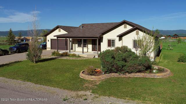 111 East Street, Star Valley Ranch, WY 83127 (MLS #21-1905) :: Coldwell Banker Mountain Properties