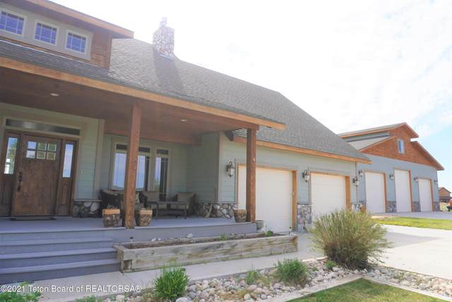 14 Old Brazzill Trl, Pinedale, WY 82941 (MLS #21-1914) :: Coldwell Banker Mountain Properties