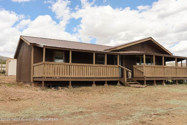 188 Big Spring Dr, Labarge, WY 83123 (MLS #21-1920) :: Coldwell Banker Mountain Properties