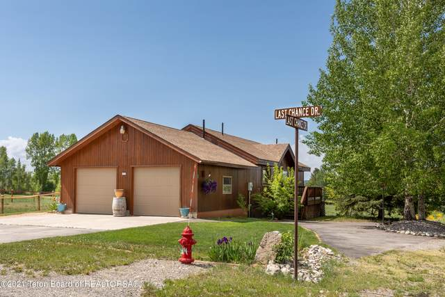 11 Last Chance Cir, Star Valley Ranch, WY 83127 (MLS #21-1939) :: Coldwell Banker Mountain Properties