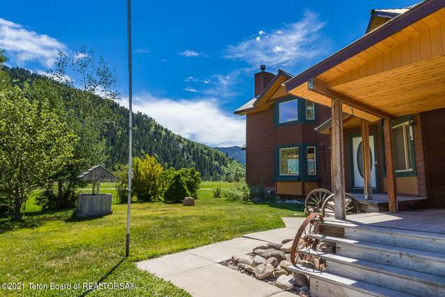 531 Forest Circle, Alpine, WY 83128 (MLS #21-1948) :: West Group Real Estate