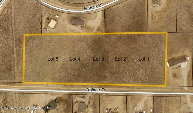 LOT 5 S Sioux Trail, Boulder, WY 82923 (MLS #21-1950) :: Coldwell Banker Mountain Properties