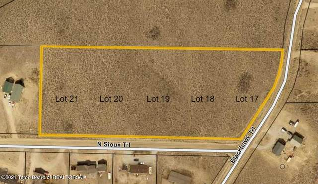 LOT 17 N Sioux Trail, Boulder, WY 82923 (MLS #21-1951) :: Coldwell Banker Mountain Properties