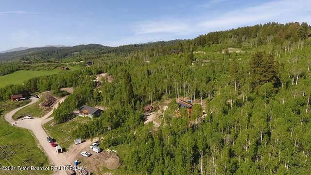 14 Lynx Trail, Alpine, WY 83128 (MLS #21-1954) :: Coldwell Banker Mountain Properties