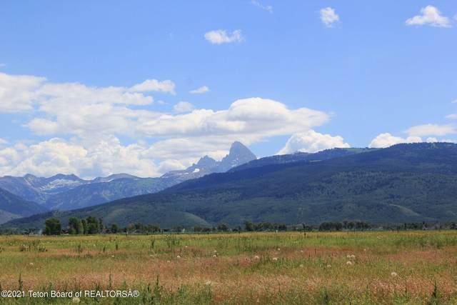 18B4 Shoshoni Plains, Driggs, ID 83422 (MLS #21-1962) :: Coldwell Banker Mountain Properties