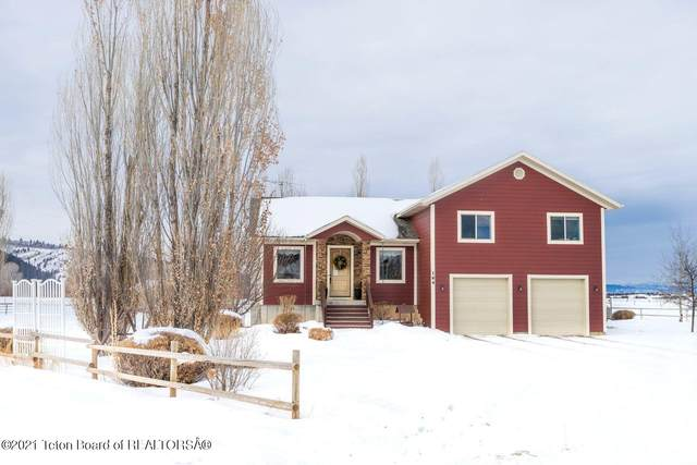 164 Bison Meadows, Thayne, WY 83127 (MLS #21-198) :: West Group Real Estate
