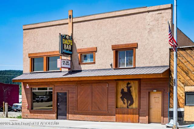 285 N Main, Thayne, WY 83127 (MLS #21-1989) :: Coldwell Banker Mountain Properties