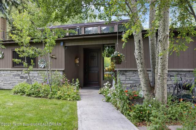 3905 S Storage Stables Drive, Jackson, WY 83001 (MLS #21-1995) :: West Group Real Estate