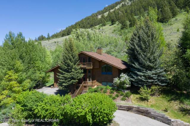 Address Not Published, Jackson, WY 83002 (MLS #21-2000) :: Coldwell Banker Mountain Properties