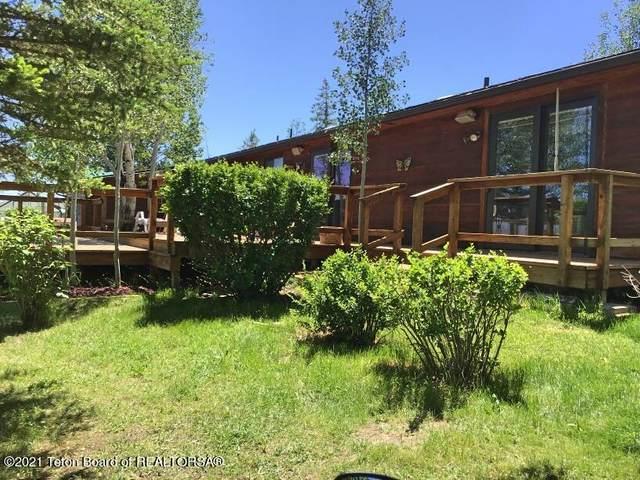 21 E Flintlock, Pinedale, WY 82941 (MLS #21-2002) :: Coldwell Banker Mountain Properties