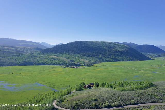 1800 W Bohnetts Rd, Jackson, WY 83001 (MLS #21-2004) :: Coldwell Banker Mountain Properties