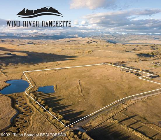 Stacker Drive, Pinedale, WY 82941 (MLS #21-2010) :: Coldwell Banker Mountain Properties