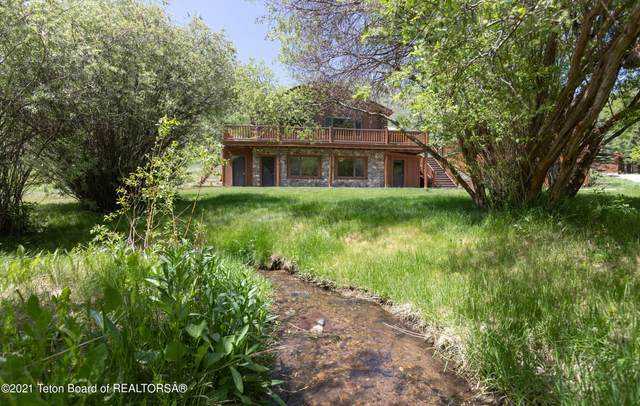 7875 S Porcupine Crk, Jackson, WY 83001 (MLS #21-2013) :: Coldwell Banker Mountain Properties