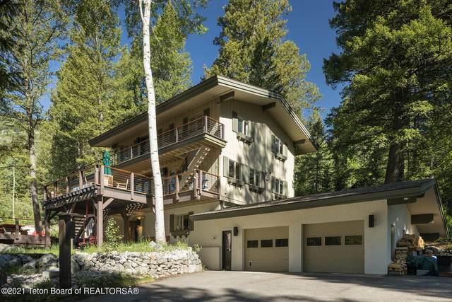 3705 W Mccollister Dr, Teton Village, WY 83025 (MLS #21-2017) :: West Group Real Estate