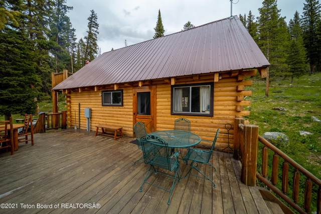 2 Jack Pine Rd, Jackson, WY 83001 (MLS #21-2026) :: Coldwell Banker Mountain Properties