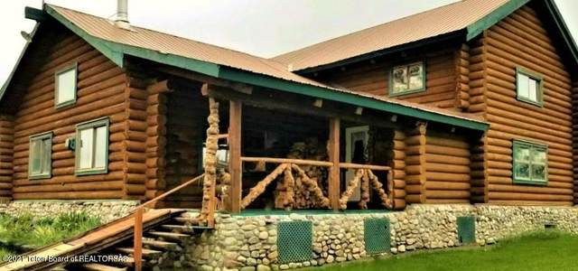 731 Co Rd 123, Bedford, WY 83112 (MLS #21-2027) :: Coldwell Banker Mountain Properties