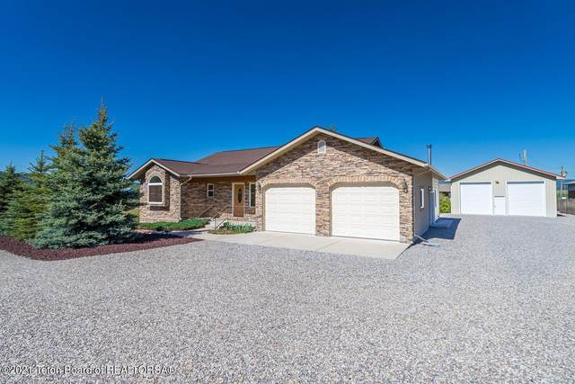 3131 Strawberry Creek, Bedford, WY 83112 (MLS #21-2028) :: Coldwell Banker Mountain Properties