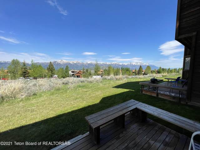 1830 N Spirit Dance Rd #3107, Jackson, WY 83001 (MLS #21-2033) :: Coldwell Banker Mountain Properties