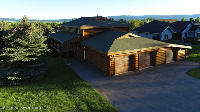 112 Canyon Pines Way, Star Valley Ranch, WY 83127 (MLS #21-2039) :: Coldwell Banker Mountain Properties