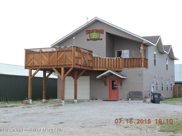 220 S Cole Ave, Pinedale, WY 82941 (MLS #21-2053) :: Coldwell Banker Mountain Properties