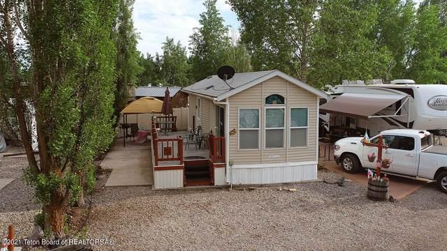 354 Rim Road, Thayne, WY 83127 (MLS #21-2065) :: Coldwell Banker Mountain Properties