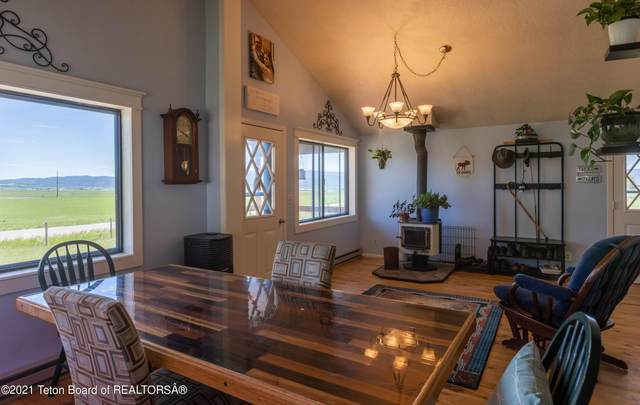95 Bonneville Rd, Star Valley Ranch, WY 83127 (MLS #21-2068) :: Coldwell Banker Mountain Properties
