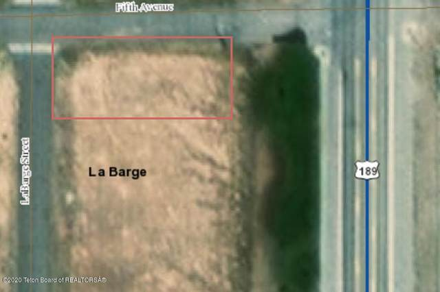 LOT 1 Fifth Ave., Labarge, WY 83123 (MLS #21-2074) :: Coldwell Banker Mountain Properties