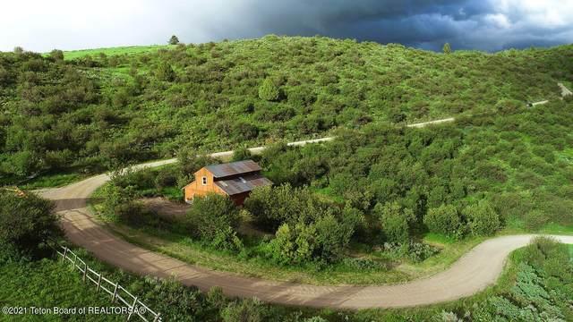 LOT 22 Hillside Loop Road, Thayne, WY 83127 (MLS #21-2077) :: Coldwell Banker Mountain Properties