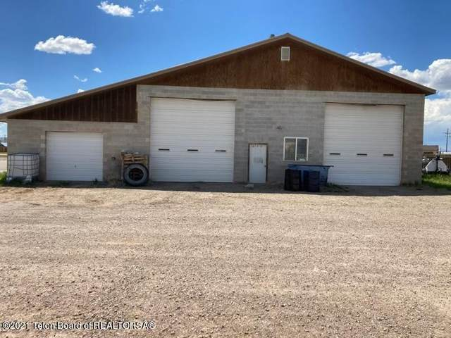 119 E Sixth St, Marbleton, WY 83113 (MLS #21-2085) :: West Group Real Estate
