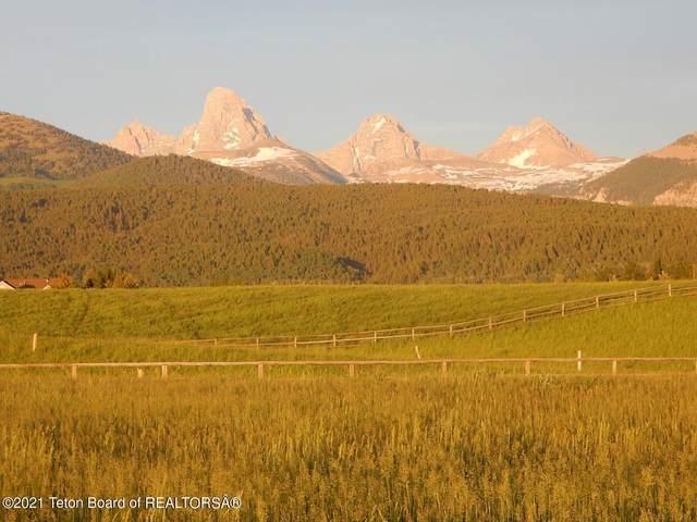 TBD Indian Ridge Parcel 1, Driggs, ID 83422 (MLS #21-2089) :: Coldwell Banker Mountain Properties