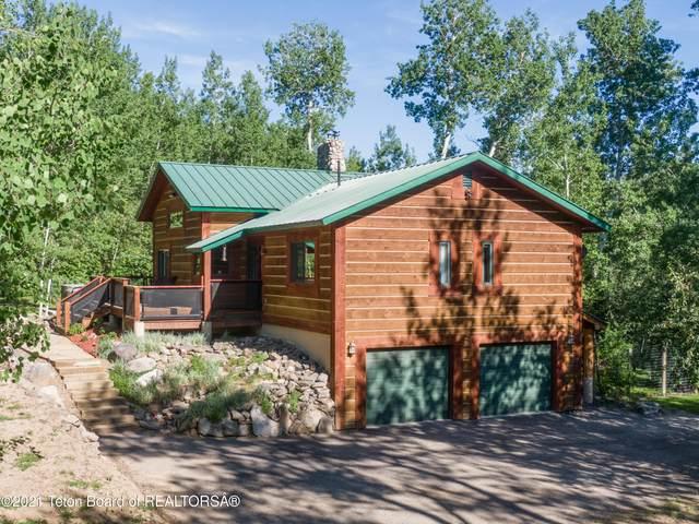6545 Blaze Ct, Tetonia, ID 83455 (MLS #21-2097) :: Coldwell Banker Mountain Properties