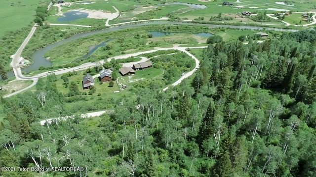 LOT 20 Caribou Forest (Granite Ridge) Dr, Alpine, WY 83128 (MLS #21-2099) :: Coldwell Banker Mountain Properties