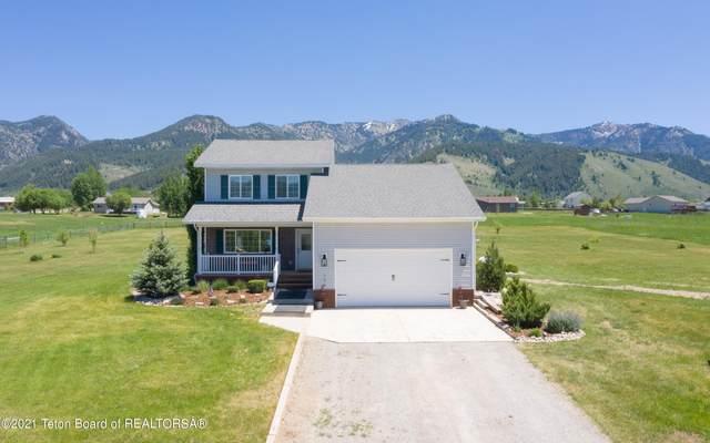 174 Roan Way, Etna, WY 83118 (MLS #21-2100) :: Coldwell Banker Mountain Properties