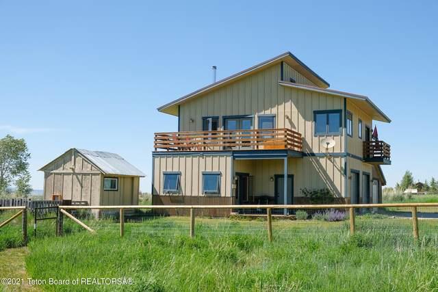 5020 Deer Ridge Trail, Victor, ID 83455 (MLS #21-2101) :: Coldwell Banker Mountain Properties