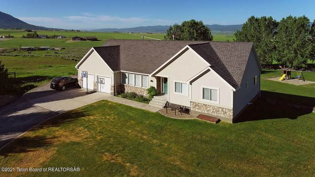 147 Saddle Drive, Etna, WY 83120 (MLS #21-2102) :: Coldwell Banker Mountain Properties