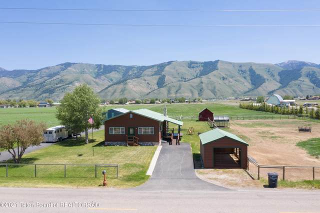 1770 Allred Rd, Afton, WY 83110 (MLS #21-2106) :: Coldwell Banker Mountain Properties