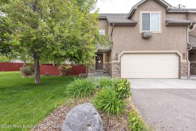 1804 Honeysuckle Loop, Driggs, ID 83422 (MLS #21-2107) :: Coldwell Banker Mountain Properties