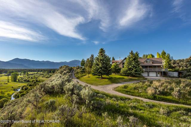 4250 S Hufsmith Hill Rd, Jackson, WY 83001 (MLS #21-2139) :: West Group Real Estate