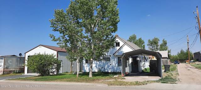 130 N Mickelson St, Big Piney, WY 83113 (MLS #21-2143) :: West Group Real Estate