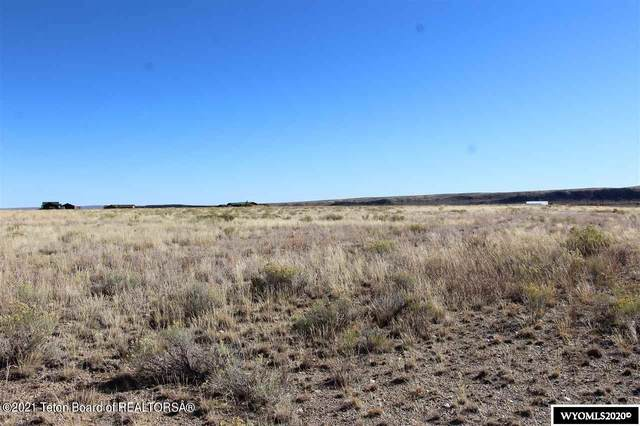 LOT 2 Bridle Bit, Pinedale, WY 82941 (MLS #21-2144) :: Coldwell Banker Mountain Properties